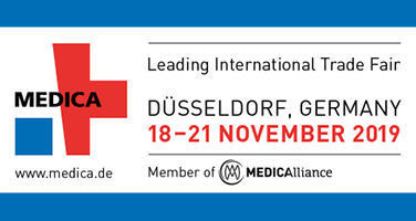 Aditus Medical GmbH will be attending MEDICA 2019 Congress